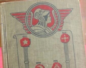 F-9 Vintage  Book good condition