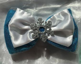 Frozen Bow - Disney  Bow - Princess Bow
