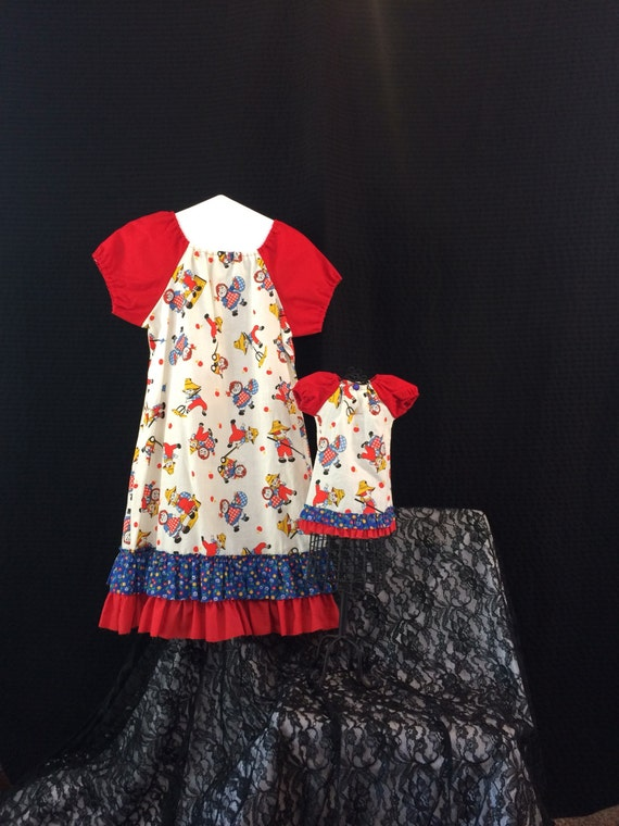 You searched for: matching doll dress! Etsy is the home to thousands of handmade, vintage, and one-of-a-kind products and gifts related to your search. No matter what you're looking for or where you are in the world, our global marketplace of sellers can help you .