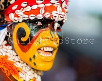 African Photography,  Portrait of African Traditional Dancer, Senegal, Travel Photography, Fine Art Photography, Print Photography, Wall Art