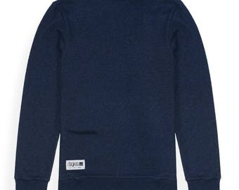 Sweatshirt Classic Sweater blue