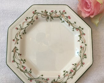 So Pretty Eternal Beau Johnson Brothers Vintage Tea Plates, Perfect