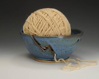 Ceramic Knitting Yarn Bowl