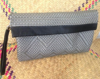 Clutch bag - Colors - Recycled plastic - Good quality