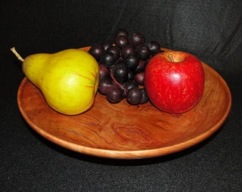 Figured Cherry Platter / Bowl