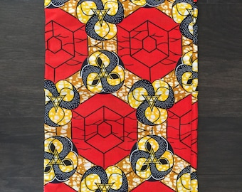 African fabric by the Yard ,African Clothing, Multi Color,African Print,-AFFY_GZ29