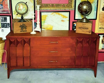 MCM Kent Coffey Dresser