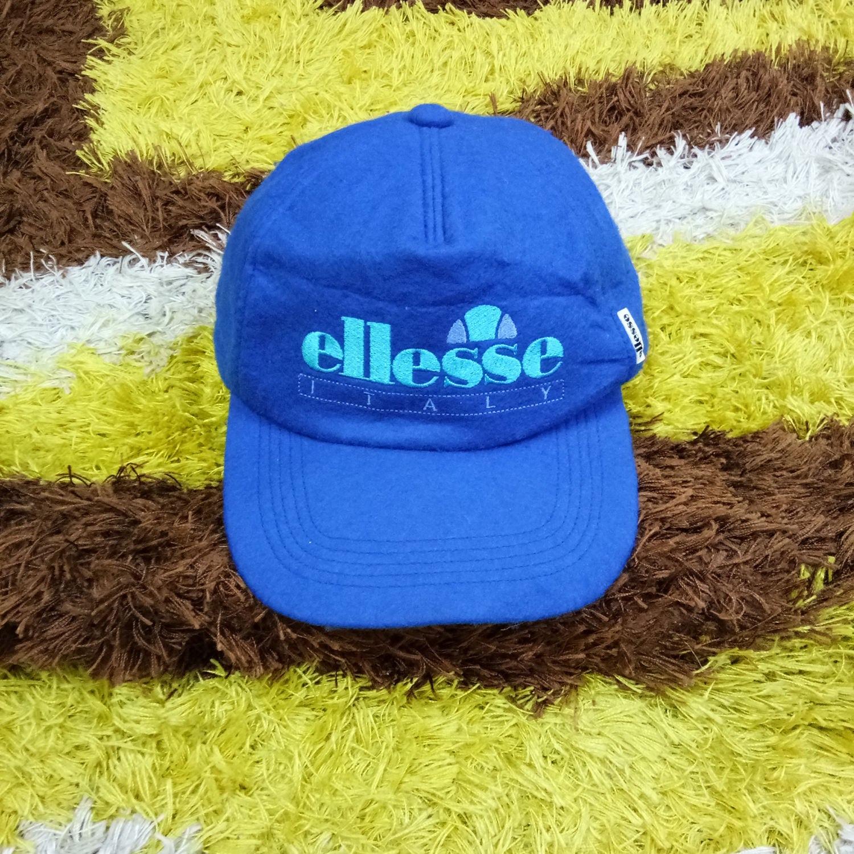 838f75dab79 Rare Vintage Ellesse Snow Cap Hat