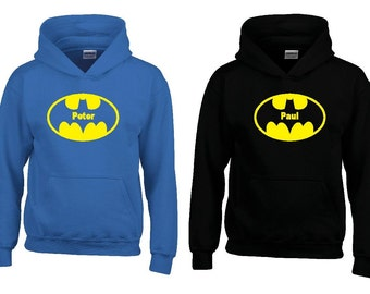 Womens batman hoodie with ears