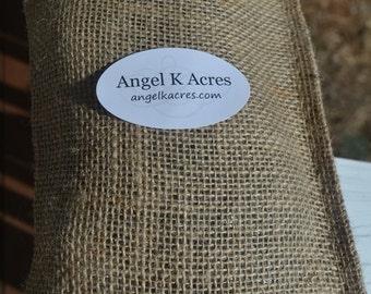 """Alpaca beans for """"Alpaca Tea"""" fertilizer"""