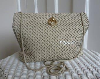 Vintage 1960s/1970s chain-mail evening bag La Regale
