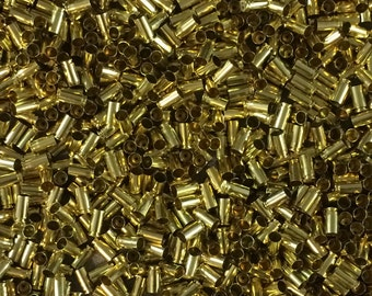 Large Flat Rate Box Full of Once-Fired 9mm Brass-Approximately 5,600 Cases