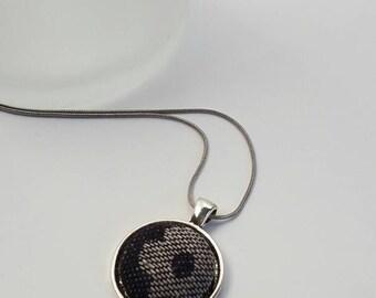 Didymos Barock - Wrap Scrap Necklace - Didymos Wrap Scrap - Shiny Silver Finish