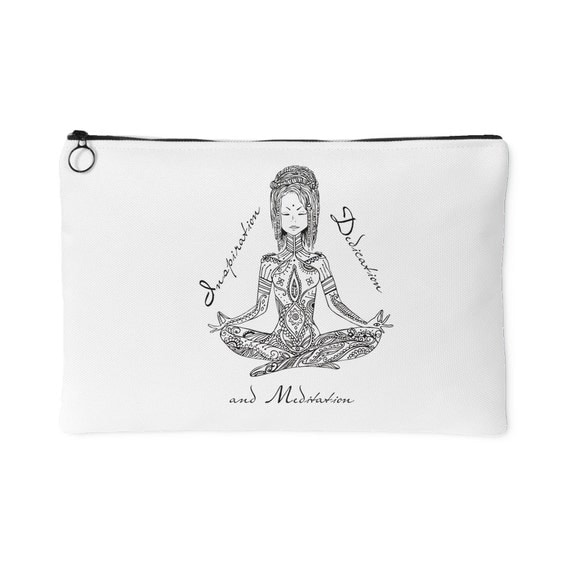 Accessory Pouch - Meditation