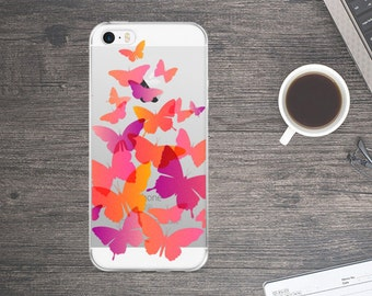 Butterfly Phone Case - Butterfly iPhone Case - Butterfly iPhone 7 Case - Butterfly iPhone 6 Case - Butterfly iPhone 5 Case