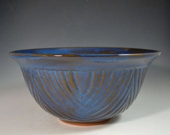 Big Blue Bowl