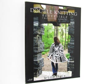 Double Knitting Patterns / Reversible Two-Color Designs