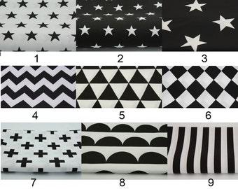 Custom Playmat / Baby Playmat / Monochrome Play Mat / Round Roundie Play Mat / Black And White Nursery / Kids Rug / Baby Rug /Padded Playmat