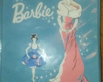 1962 mattal barbie ponytail case
