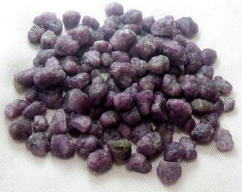 Corundum Crystals From Kashmir,Pakistan