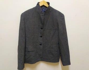 Blazer jacket men's vintage Corbin collection made in usa