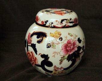 Mason's Mandalay Ginger Jar