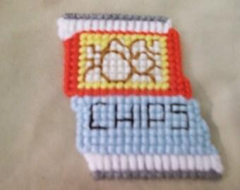 Potato Chips - Magnet