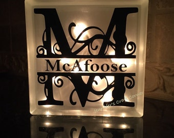 Wedding Gift, Wedding Gifts for the Couple, Last Name Sign, Night Light, Wedding Name Sign, Gifts for Bride, Bridal Shower, Wedding Shower