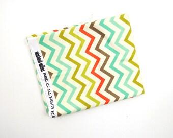 Retro Mini Chic Chevron - end of bolt 1/4 YARD - Michael Miller - Cotton Fabric - Quilting Fabric
