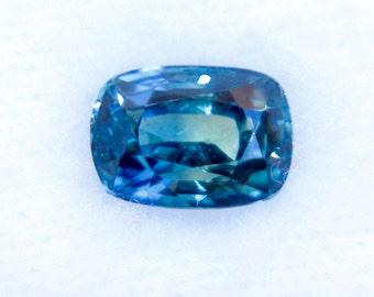 Natural Blue Green Sapphire