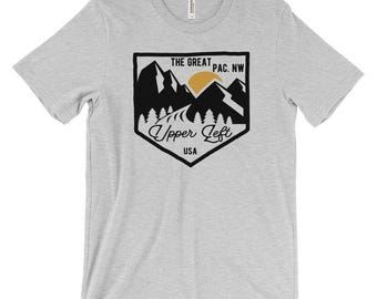 The Great Pacific Northwest - Made in the USA!