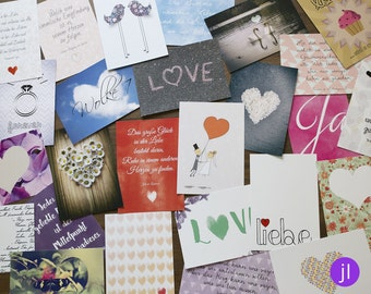 52 cards - 1 year for the wedding pair 2nd Edition