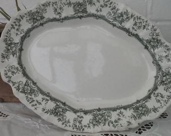 Old Sandwich Plate