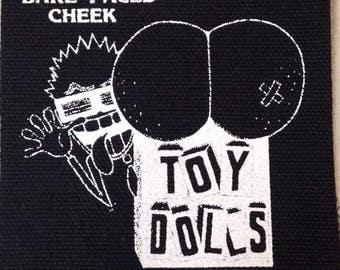 PATCH Toy Dolls silkscreen