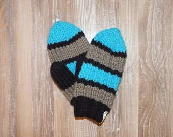 Eskimo mitts for woman