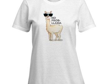 No Prob-llama shirt