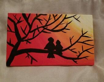 3x5 small canvas