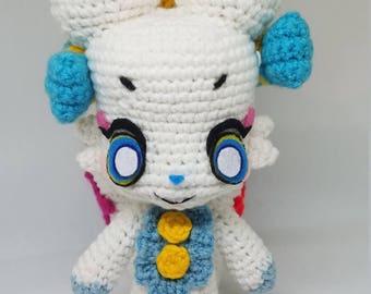 Crochet Tama World of Final Fantasy Tamamohime
