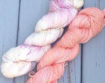 Emma - Jane Austen Set - hand dyed yarn