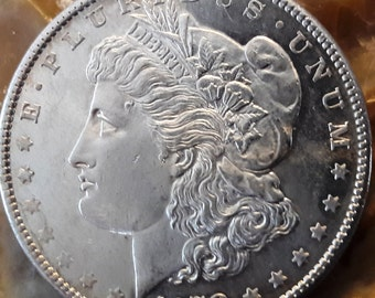 1878 s Morgan silver dollar pl ms+ Price reduction!