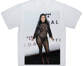 Nicki Minaj at TIDAL X  Men's T-Shirt