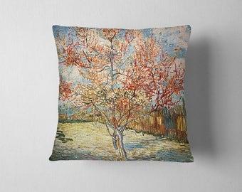 Tree Van Gogh Painting Pillowcase | Decorative Throw Pillow Cover | Cushion Case | Designer Pillow Case | Birthday Gift Idea