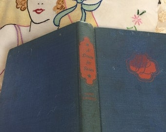 A Dream for Susan by Janet Lambert- 1954- Vintage Books