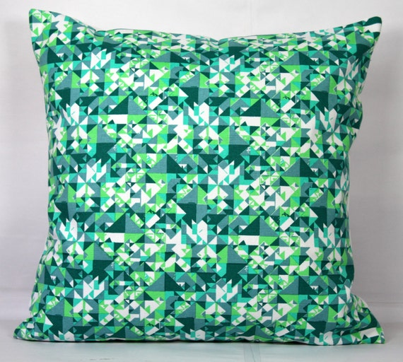 Throw Pillow Covers Teal : Teal pillow cover teal throw pillow covers 18x18 holiday
