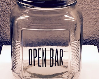 BaR Mini's in a Jar