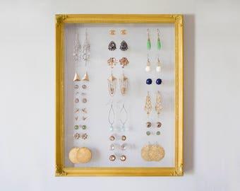 Framed Boho Earring Hanger