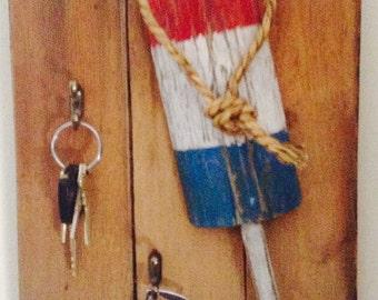 274 - Fishing buoy key rack