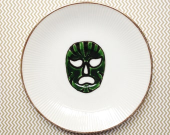 """Plate decorative collection """"Catch Me"""""""