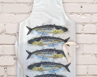 Mackerel Apron