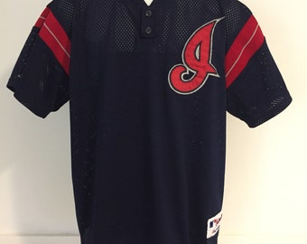 Vintage Cleveland Indians Jersey S or XL